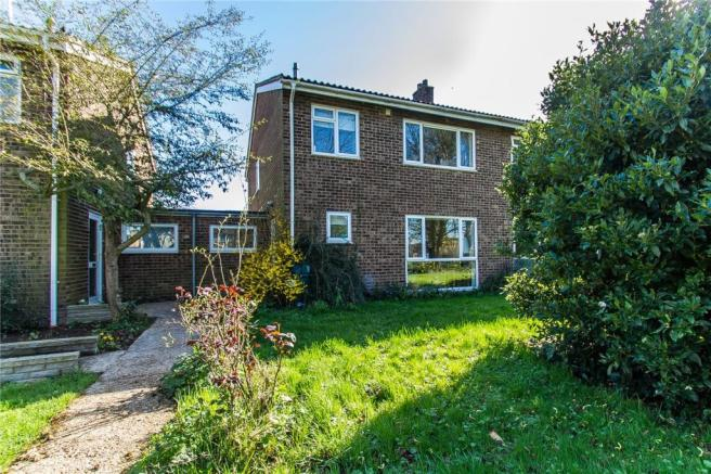 3 Bedroom Semi Detached House For Sale In Barrons Way