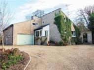 Detached home in Glebe House, Elsworth...