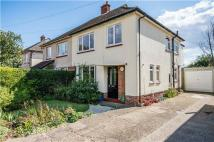 3 bed semi detached home in Manor Park, Histon...