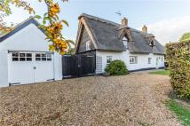 Detached house in Pettitts Lane...