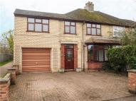 semi detached home for sale in Somerset Road, Histon...