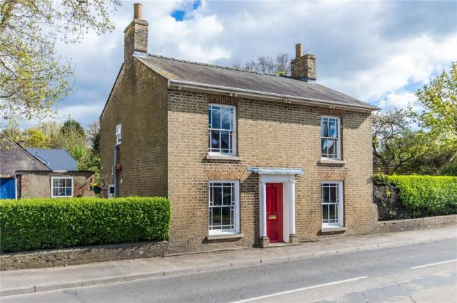 3 bedroom detached house for sale in dry drayton road oakington cambridge cb24 for 3 bedroom house for sale in cambridge