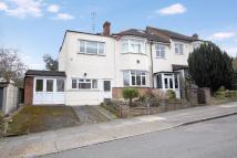 semi detached home in Cedar Avenue, Barnet...