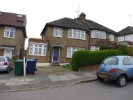 semi detached property in Albemarle Road...