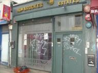 Commercial Property in Cambridge Heath Road...