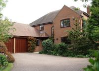 5 bedroom Detached house in Shawbury Village...