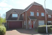 Detached house for sale in Petrel Way, Hawkinge...