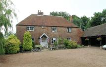8 bedroom Detached house for sale in Mill Lane, West Hougham...