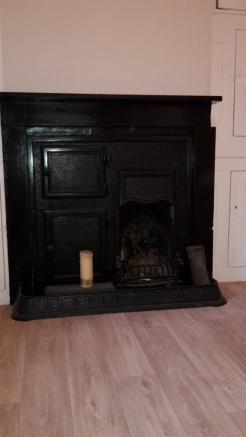 Dining Room Stove