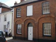 2 bed End of Terrace house in Fore Street, EXETER