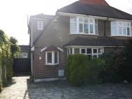 semi detached home in Cowper Road, London