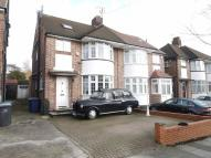 semi detached house in Knoll Drive, London