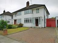 3 bed semi detached property for sale in Chestnut Close, Southgate