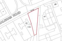 Land for sale in Potential Building Plot...
