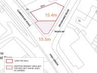 Land in Potential Building Plot for sale