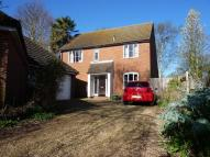 Detached house for sale in Kingfisher Close, Bourn