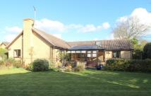 Wellington Close Detached Bungalow for sale