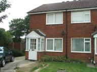 Terraced home in Howlett Drive, Hailsham...