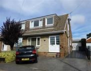 3 bedroom semi detached home for sale in Barber Close, Todwick...