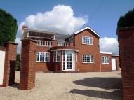 5 bedroom Detached house for sale in Stoneyford, Cullompton...