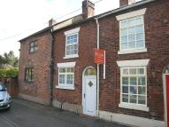 1 bedroom Terraced property to rent in Oulton Road, Stone...