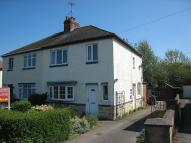 3 bed semi detached home in Old Road, Barlaston...