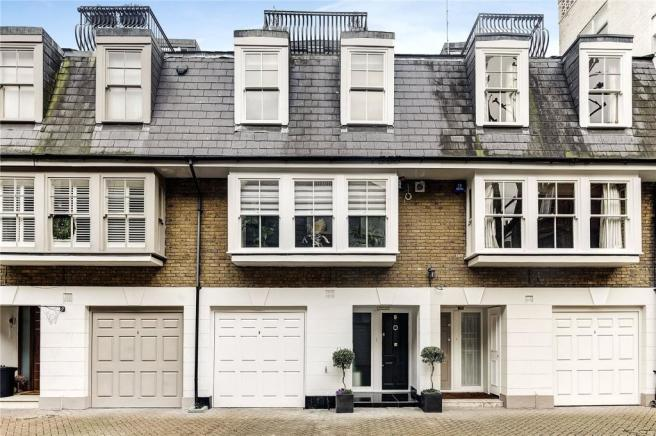 4 bedroom house for sale in st catherines mews chelsea for Catherines house