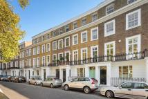 Terraced property in Ladbroke Square...