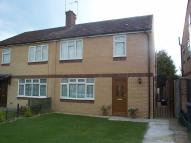 3 bed semi detached property in Cozens Road, Ware