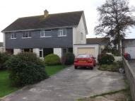 3 bed semi detached home for sale in Barton Close, Helston