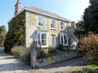 Detached home in Meneage Road, HELSTON