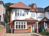 5 bed semi detached house in Windermere Avenue...