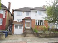 Detached home to rent in North Crescent, Finchley...