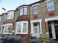 Flat to rent in Kitchener Road, London...