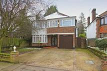 Detached house in Rathgar Close, Finchley...