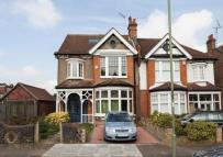 Church Crescent semi detached property for sale