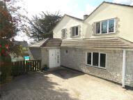 Detached house for sale in Vicarage Lane, Lelant...