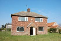 Detached house to rent in BINHAM