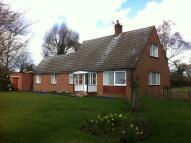 4 bed Chalet in Kerdiston Road, Reepham
