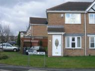 semi detached property in Darwent Road...