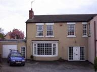 semi detached house in Main Street...