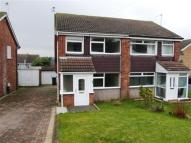 3 bed semi detached home in Valley View, Sacriston...