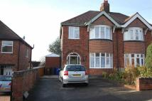 semi detached property in Lyndham Avenue...