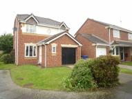 Detached home in Shipley Close, Branston...