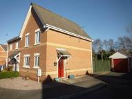 semi detached home for sale in Pine Close, Branston...