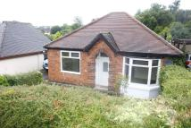 Bungalow in Reservoir Road, Shobnall...