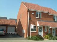 2 bedroom semi detached property to rent in Cavendish Way, Grantham