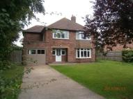 Detached property in Easthorpe Road...