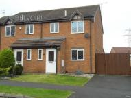 semi detached property in Berkshire Drive, Grantham