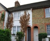 Terraced home for sale in Heronsgate Road...